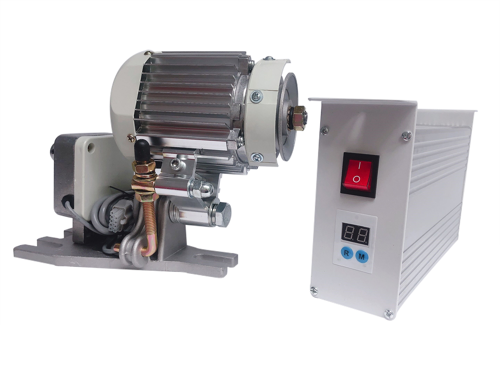FL-WD-750T BRUSHLESS MOTOR FOR INDUSTRIAL SEWING MACHINES